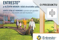 Entresto - nemocnice