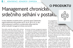 Reprint MEDICAL TRIBUNE, Management CHSS v postakutní fázi