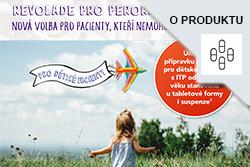 Revolade pro perorální suspenzi_Pediatričtí pacienti
