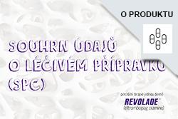 Souhrn údajů o přípravku Revolade - prášek pro perorální suspenzi